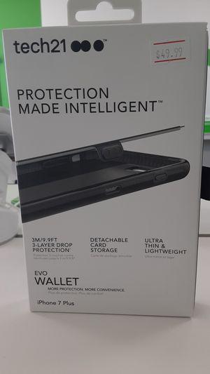 tech21 EVO wallet phone case for Sale in San Angelo, TX