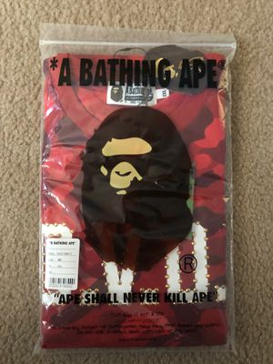 Ovo Bape Camo T-Shirt 2XL for Sale in Los Angeles, CA