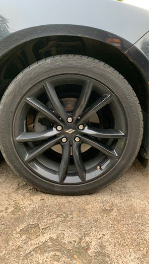 2018 Dodge Charger rims for Sale in Willis, TX