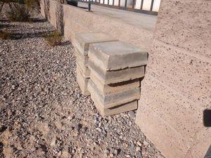 "Concrete Foundation Block 12""x12""x4"" for Sale in Las Vegas, NV"