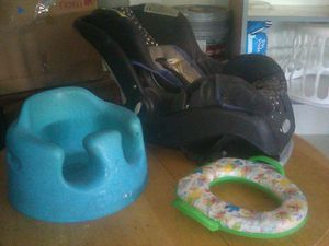 Car seat and all for Sale in Henderson, NV
