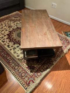 Coffee table from Ashley's for Sale in Ashburn, VA