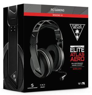 Turtle beach Elite Atlas Aero Wireless gaming headset for Sale in Palmdale, CA