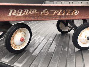 Vintage Radio Flyer wagon for Sale in Salinas, CA