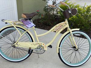 Brand NEW!!! Huffy Panama Jack 26-inch Beach Cruiser Bike for Sale in Windermere, FL
