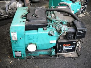 Onan 4000 Genset emerald plus RV generator for Sale in Tacoma, WA