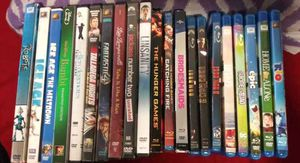 DVD & Blu-Ray for Sale in Sanger, CA