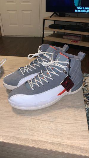 Jordan 12 Size 10 for Sale in Clovis, CA