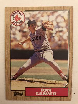 Baseball card Tom Seaver for Sale in Nashville, TN
