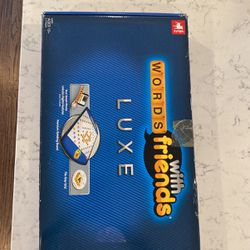 Words With Friends Luxe Board Game for Sale in Alexandria,  VA