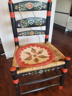 Pair antique wooden chairs for Sale in Philadelphia, PA