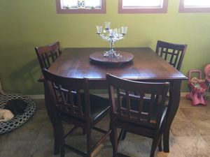 Brand new cherry wood dining table chairs for Sale in Phoenix, AZ