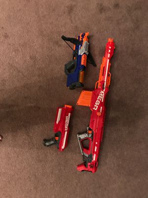 Nerf Guns for Sale in Eastvale, CA