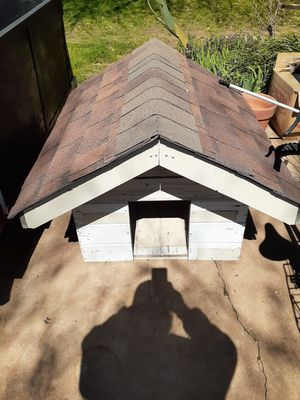 Dog house for Small Dog's ...14X12 Door Entrance New Ruffin for Sale in Austin, TX