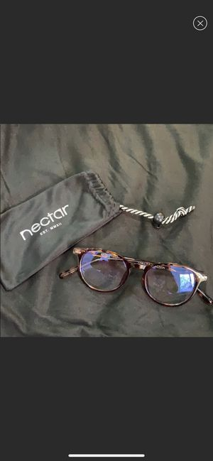 Nectar blue light blocking glasses for Sale in Perris, CA