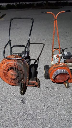 Billy Goat Blowers qb552 and bl53 models for Sale in Forest Park, IL