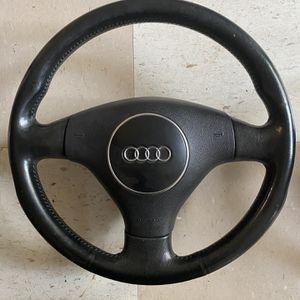 2001 Audi Steering Wheel for Sale in Pasadena, CA