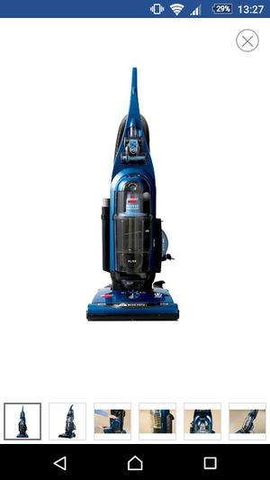 "Bissell vacuum 15"" wide path for Sale in Hudson, MA"