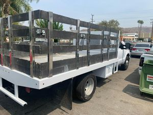 2011 Ford F350 Stake bed!...12ft bed (MAKE ME AN OFFER) SERIOUS INQUIRIES ONLY PLEASE for Sale in Los Angeles, CA