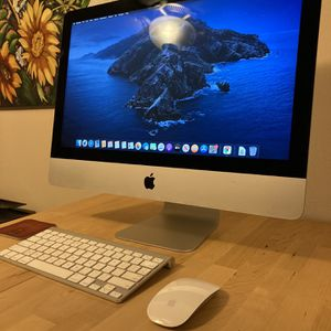 21.5in iMac 1TB ✅ 8GB (LATE 2013) Apple Wireless Keyboard+Mouse for Sale in Costa Mesa, CA