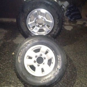 2 Rims $150 - for Sale in West Covina, CA