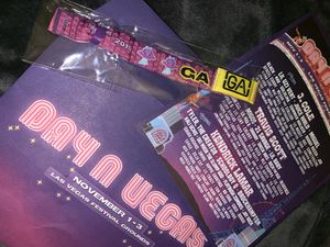 DAY N VEGAS 3DAY GA TICKET/ WRISTBAND for Sale in San Fernando, CA