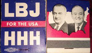 Presidential LBJ memorabilia matchbooks for Sale in Peoria, IL