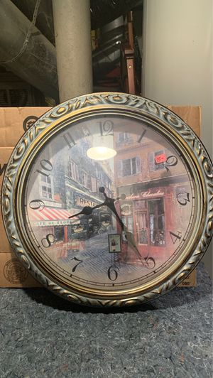 Wall clock for Sale in Cleveland, OH