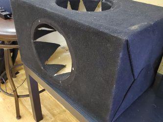 "Custom 10"" Shallow SUBWOOFER BOX for Sale in Wenatchee,  WA"