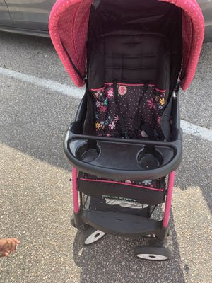 Hello Kitty Stroller for Sale in Raleigh, NC