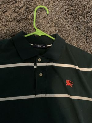 Burberry polo for Sale in Seattle, WA