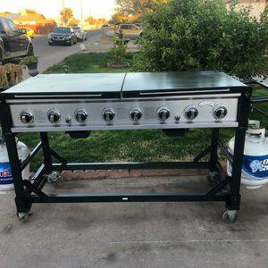 Parrilla GRILL ASAdOR BBQ Con Tanques Llenos for Sale in Phoenix, AZ