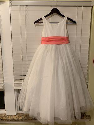 Disney Fairytale Weddings Flower Girl Dress for Sale in Philadelphia, PA