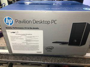 HP Pavilion Desktop 590-P0033W for Sale in Pembroke Pines, FL