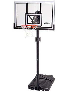 Basketball hoop (practicly brand new) for Sale in Stockton, CA
