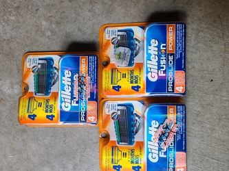 Gillette Proglide Power Cartridges for Sale in Everett,  WA