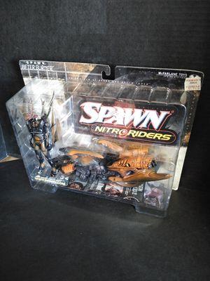 Spawn Nitro Riders Afterburner Figure for Sale in Sun City, AZ