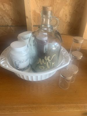 Family unity sand set for wedding for Sale in Grove City, OH