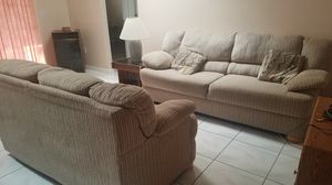 Couch & Love seat SET for Sale in Avon Park, FL