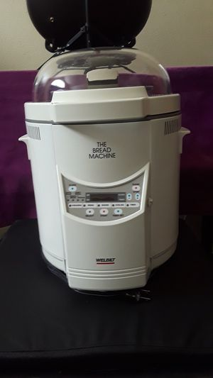 Welbilt The Bread Machine bread maker. for Sale in Thornton, CO