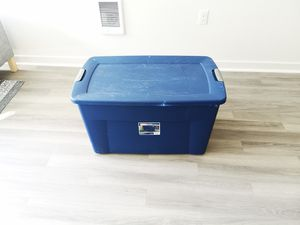Moving or storage container, 35 Gallon for Sale in Redmond, WA