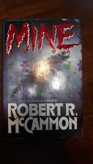 Mine (book) by Robert R. Mccammon for Sale in Loganville, GA