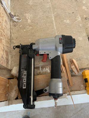 Used 16 gauge nail gun for Sale in Renton, WA