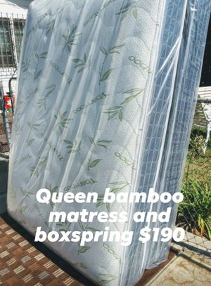 Queen bamboo for Sale in Los Angeles, CA