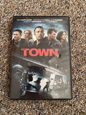 The Town dvd for Sale in Ellington, CT