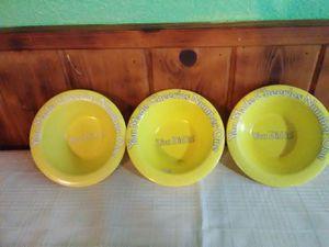 Vintage cheerio bowls for Sale in Brainerd, MN