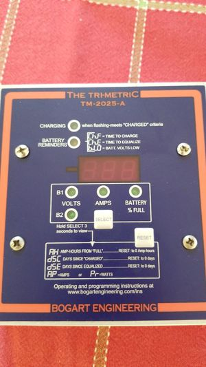 The Tri-MetriC TM-2025-A for Sale in Seminole, FL