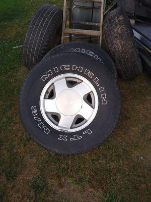4 tires & rims for Sale in Johnson City, TN