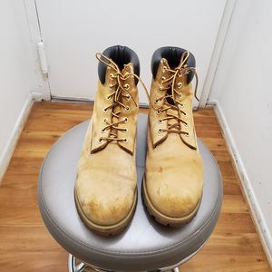 Mens TIMBERLAND work Boots Size 12 M for Sale in Herndon, VA