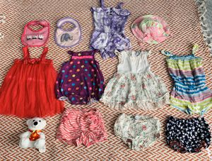 Baby girl (6-9 months) clothes & Toy! for Sale in Queens, NY